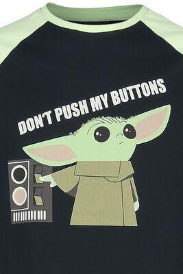 The Mandalorian - Don`t Push My Buttons - Grogu