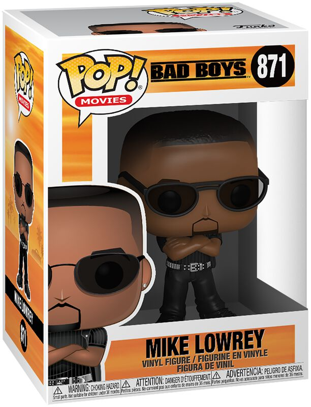 Bad Boys Figura vinilo Mike Lowrey 871