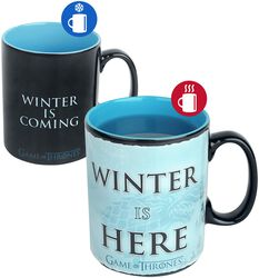 Winter is here - Taza Efecto Térmico