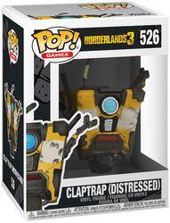 Figura Vinilo 3 - Claptrap (Distressed) 526