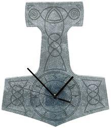 Reloj de Pared Acrílico Martillo de Thor