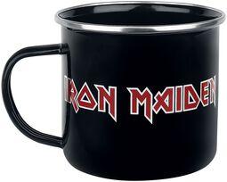Logo -  Enamel Mug