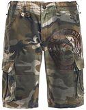 Pantalones Cortos Army