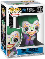 Figura vinilo Dia De Los DC- Joker 414