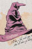 Sombrero Seleccionador - Gryffindor UV