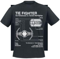 Tie Fighter Blueprint