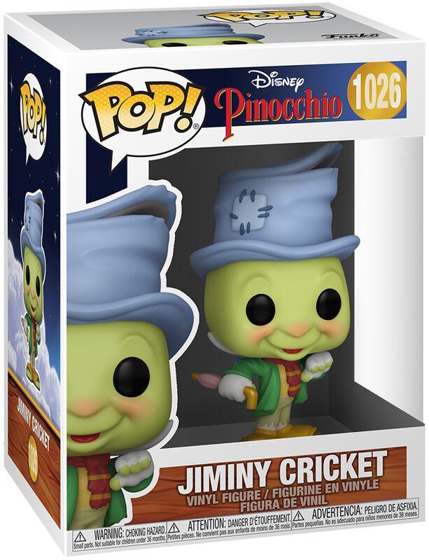 Figura vinilo 80th Anniversary - Jiminy Cricket 1026