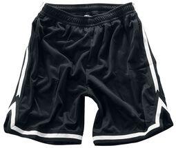 Pantalones cortos con rayas