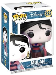 Figura Vinilo Mulan 323