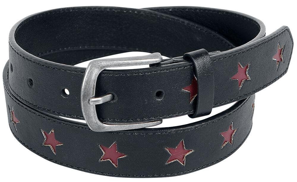 Black Belt with Stars