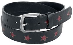 Black Belt with Stars