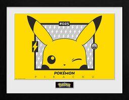 Pikachu Wink