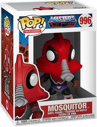 Figura vinilo Mosquitor 996