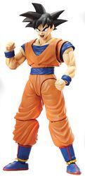 Z - Rise Son Goku New Version Model Kit