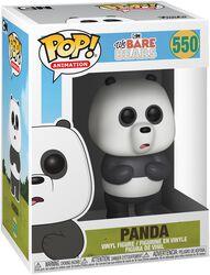 Figura Vinilo Panda  550