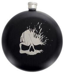 Skull Logo - Petaca