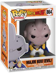 Figura vinilo Z - Majin Buu (Evil) 864