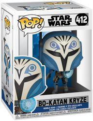 Figura vinilo Clone Wars - Bo-Katan Kryze 412