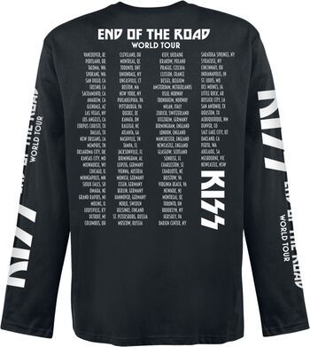 End Of The Road World Tour
