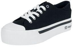 Zapatillas negras de plataforma
