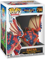 Figura vinilo Ratha 798