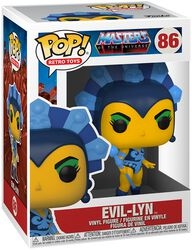 Figura vinilo Evil-Lyn 86