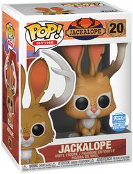 Figura Vinilo Myths - Jackalope (Funko Shop Europe) 20