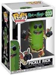 Figura Vinilo Pickle Rick 333