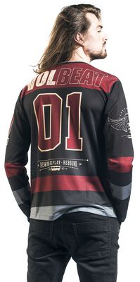 Rewind, Replay, Rebound Hockey Trikot