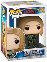 Figura Vinilo Captain Marvel 516