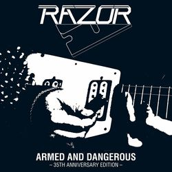 Armed and dangerous - 35th anniversary