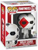 Figura Vinilo Wild Card (Diamond) 570