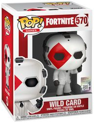 Figura Vinilo Wild Card (Diamond) 570