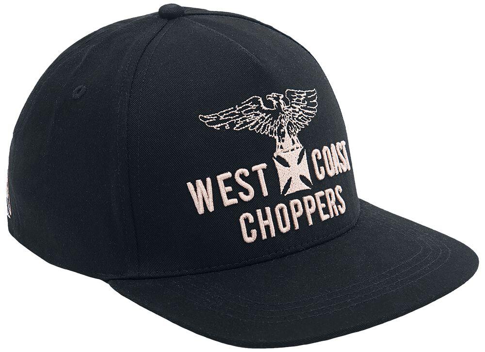 Eagle Snapback Flatbill Hat
