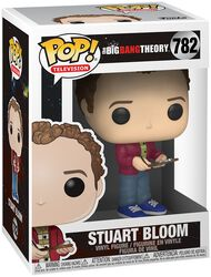 Figura Vinilo Stuart Bloom 782