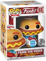 Figura Vinilo Spastik Plastik - Frank von Viener (Funko Shop Europe) 13