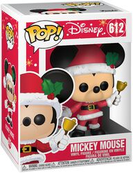 Figura Vinilo Mickey Mouse (Holiday) 612