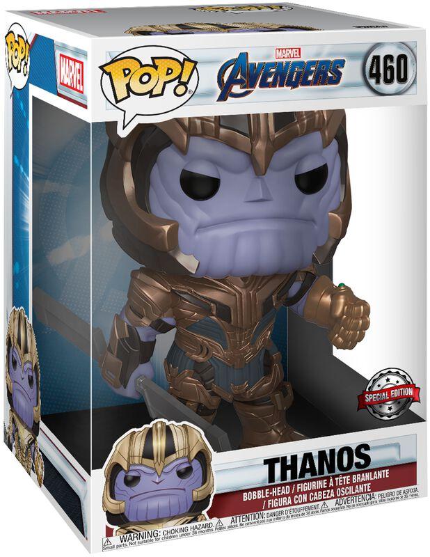 Figura vinilo Endgame - Thanos (Jumbo Pop!) 460
