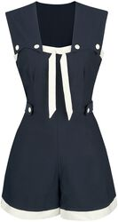 Marine Playsuit
