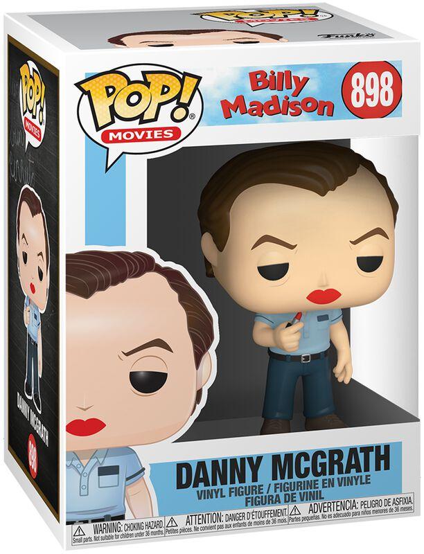 Billy Madison Figura Vinilo Danny McGrath 898