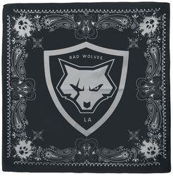Shield and paws - Bandana