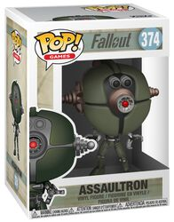Figura Vinilo Assaultron 374
