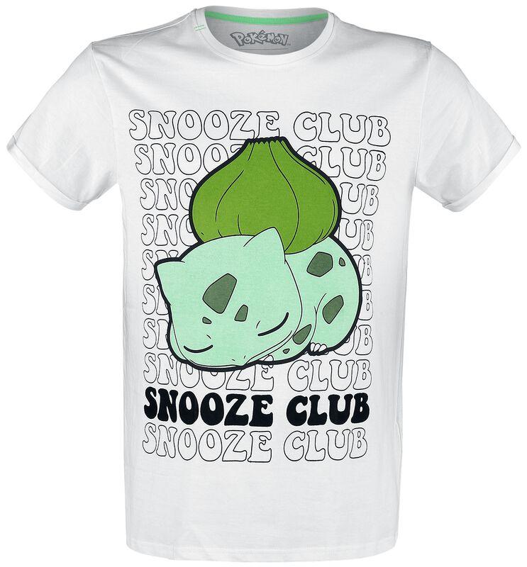 Bulbasaur - Snooze Club