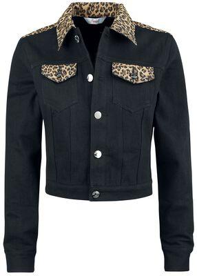 Rock n Roll Leopard Denim
