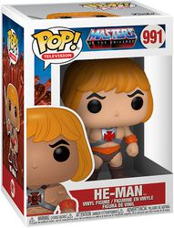 Figura vinilo He-Man 991