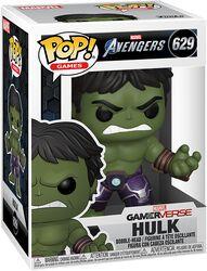Figura Vinilo Hulk 629