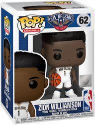 New Orleans Pelicans - Figura Vinilo Zion Williamson 62