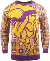 Jersey cuello redondo Minnesota Vikings