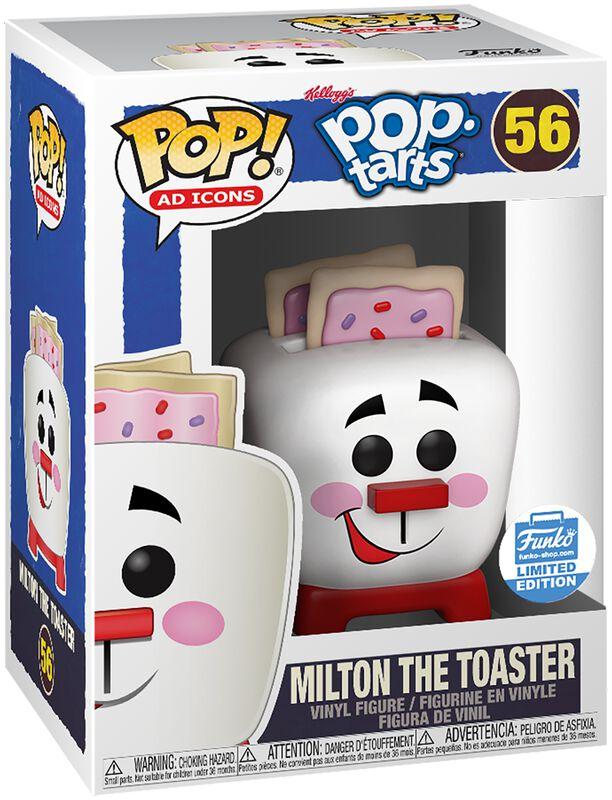 Figura Vinilo Milton the Toaster (Funko Shop Europe) 56