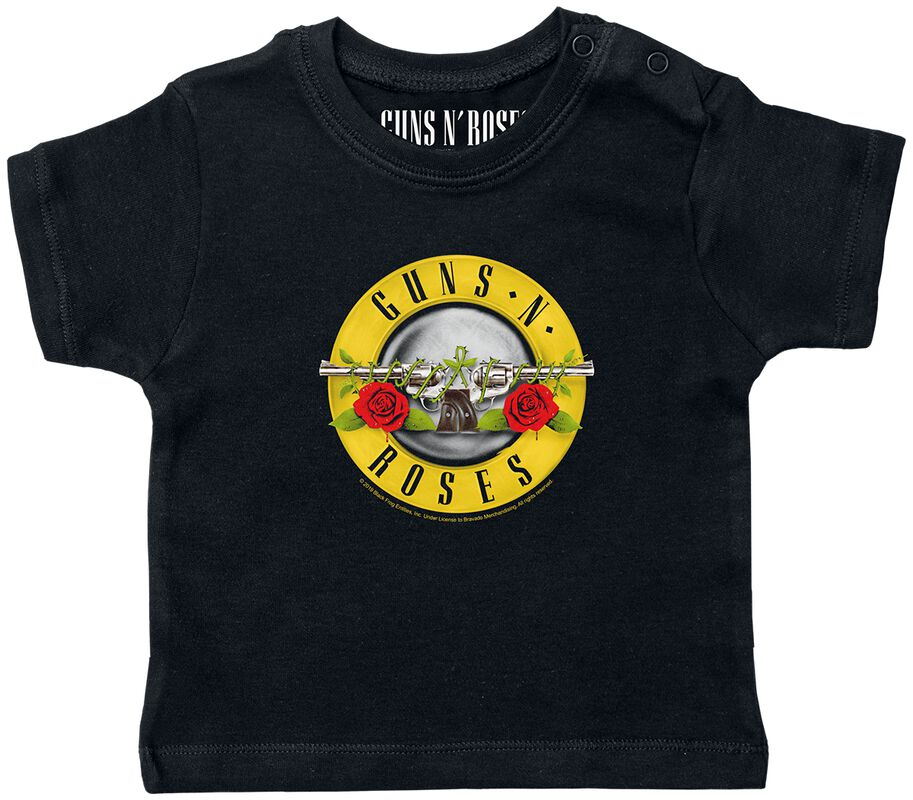 Metal-Kids Collection - Bullet Baby